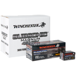 Winchester 45 Max Subsonic .22 WMR 45gr HP x 50 Rounds