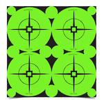 "Birchwood Casey Target Spots 40x3"" Green"