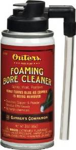 Outers Foaming Bore Cleaner 3 oz #42492