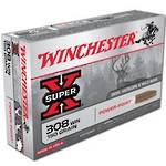 Winchester Super X 308 Win 150gr  PP 20 Rounds