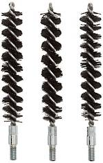 3 Nylon Bore Brushes 7mm 28 cal