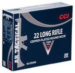 CCI Tactical 22lr 40gr RN x300