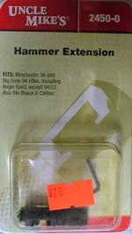 Uncle Mikes Hammer Extension 2450-0