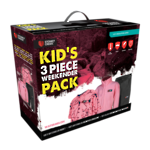 Stoney Creek Kids 3 Piece Pack Watermelon Size 10