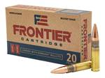 Hornady Frontier Ammunition 300Black Out 125gr FMJ x20 #FR400