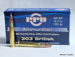 PPU  303 British 150gr SP