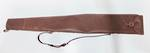NZ made Full Leather Shotgun Slips Single Gun 52""