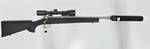 Howa 1500 Suppressed Package 308win Black hogue