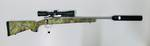 Howa 1500 Suppressed Package 6.5Creedmoor Kings Desert Camo hogue