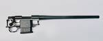"Howa Mini Action 450 Bushmaster 16.25"" HB Blued Threaded"