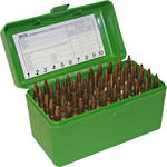 MTM Ammo Box RM-50-10