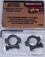 Tasco Weaver Style Rings