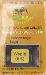 Game Caller Sound Card Wapiti(Elk)
