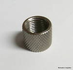 "Thread cap 1/2""x20 UNF silver colour"