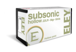 Eley Subsonic Hollow Point 22LR 38gr x500
