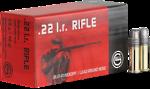 Geco Rifle 22LR 40gr x500
