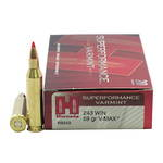 Hornady Superformance 243 Winchester 58gr VMax 20 Rounds