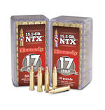 Hornady NTX 17 HMR 15.5gr x50