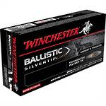 Winchester Ballistic Silver Tip 243 Win 55gr 20 Rounds
