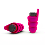 SportEar XP Reactor Ear Plugs -Pink