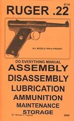 Do Everything Manual For Ruger 22 Pistol