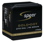 Speer Gold Dot 270Cal 90gr x50 #27790GDB