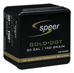 Speer Gold Dot 30Cal 150gr x50 #308150GDB