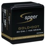 Speer Gold Dot 30Cal 168gr x50 #308168GDB