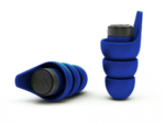 SportEar XP Reactor Ear Plugs -Blue