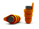SportEar XP Reactor Ear Plugs -Orange