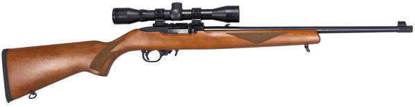 Ruger 10/22 Sporter Package