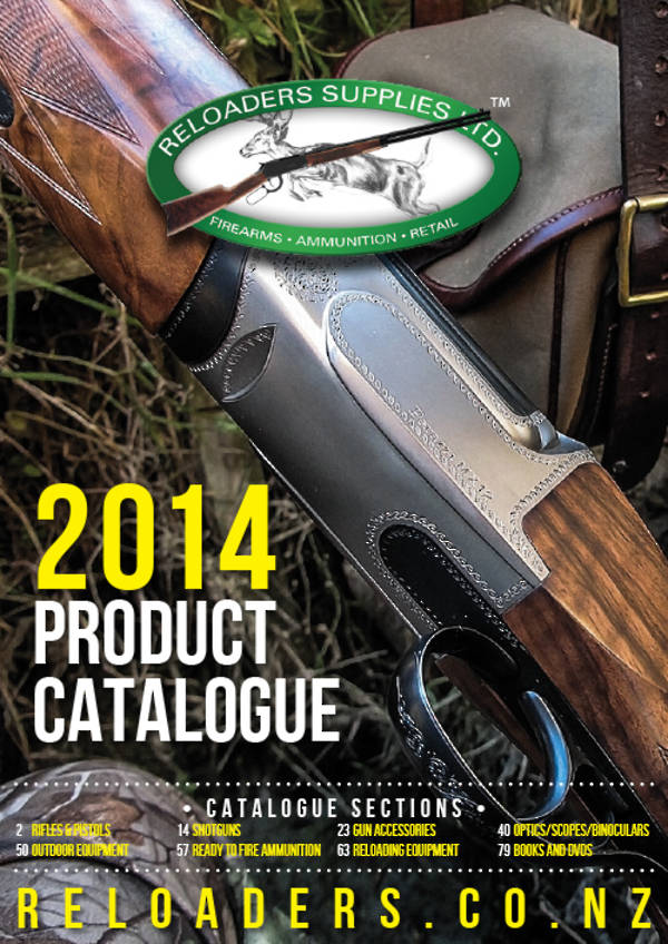 Reloaders Product Catalogue 2014