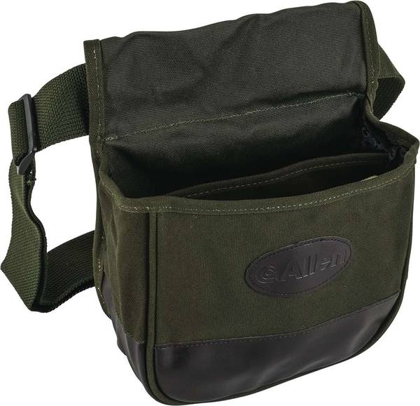 Allen Heavy Canvas Shooters bag With Belt #2102