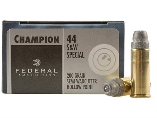 Federal Champion .44 Special x20