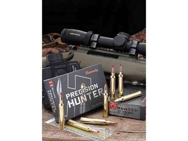Hornady Precision Hunter 7mm Rem Mag 162gr ELD-X x20