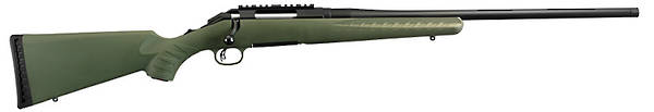 Ruger American Predator Threaded 6.5 Creedmoor