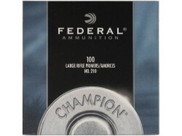 Federal Small Rifle Primers No 205 1000