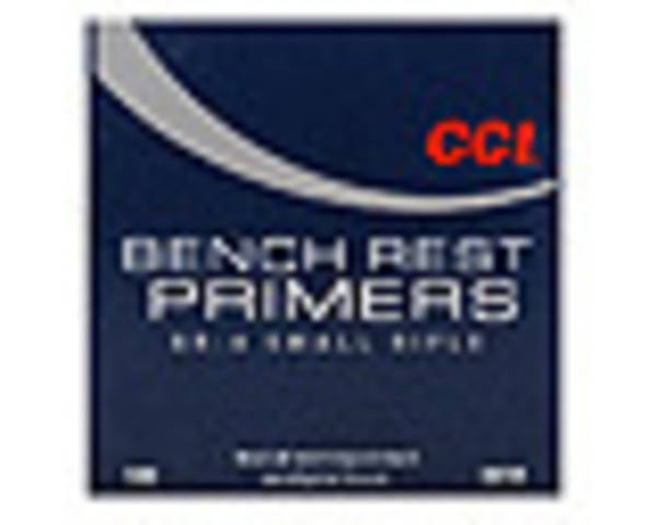 CCI Bench Rest Primers BR4 Small Rifle 1000