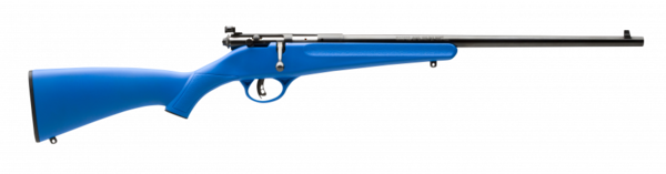 Savage Rascal 22LR Youth Rifle Blue