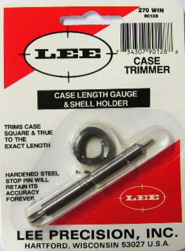 Lee Case Length Gage and Shellholder 25-06 Rem  # 90124   New!