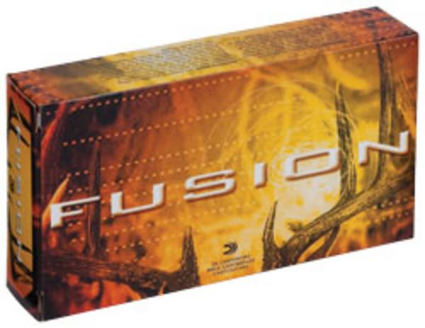Federal Fusion Ammo 7mm-08 140grain 20 Rounds