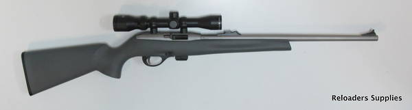 Remington 597 With 2-7x32 Scope Used