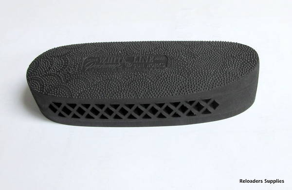 Pachmayr 325B Deluxe Recoil Pad Medium Black