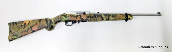 Ruger 10/22 Stainless Camo Second Hand