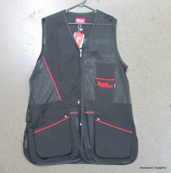 12378 2: Perazzi High Tech Shooting Vest Size 56
