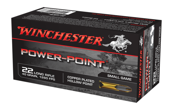 Winchester Power Point 22LR 500 Rounds