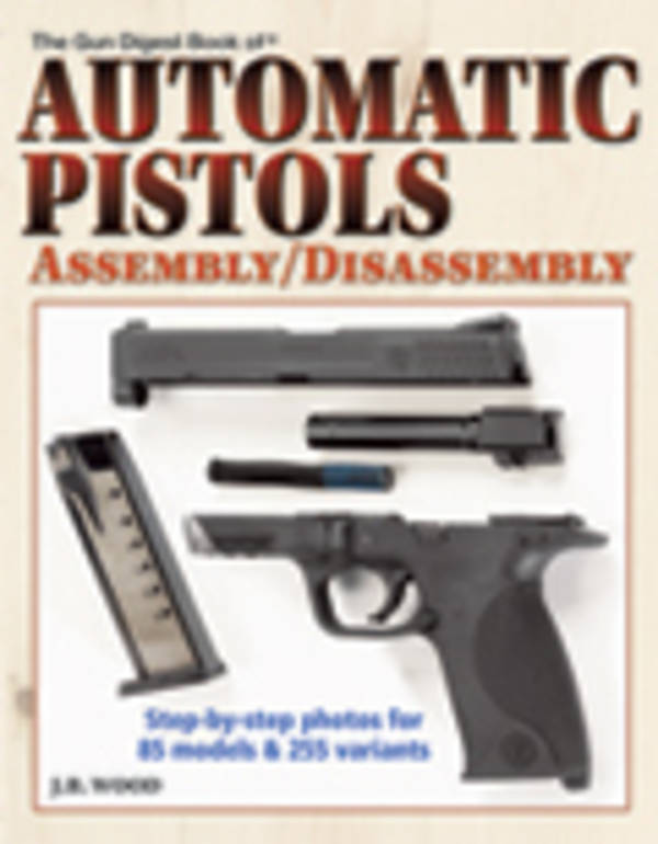 Automatic Pistols Assembly Disassembly