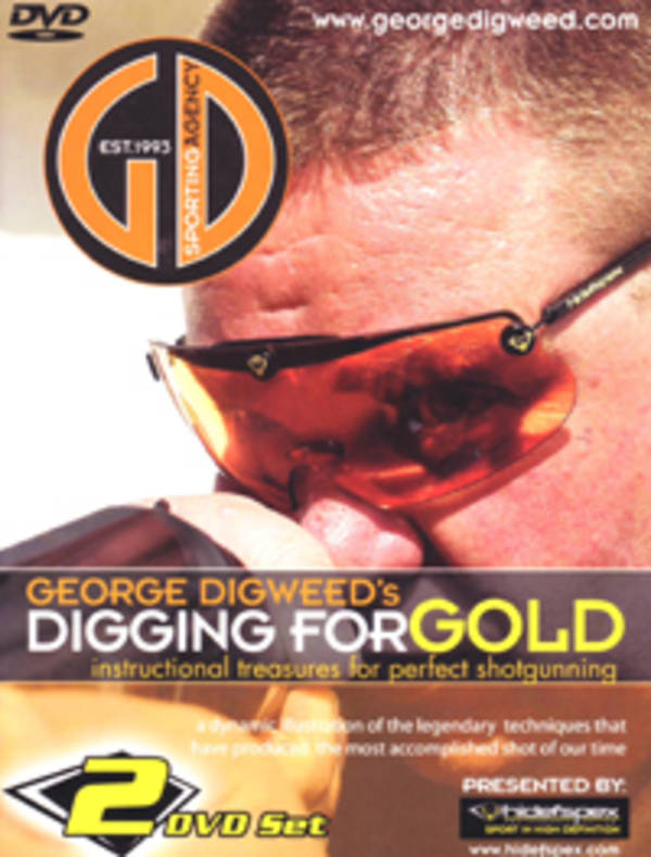 Digging For Gold DVD by George Digweed