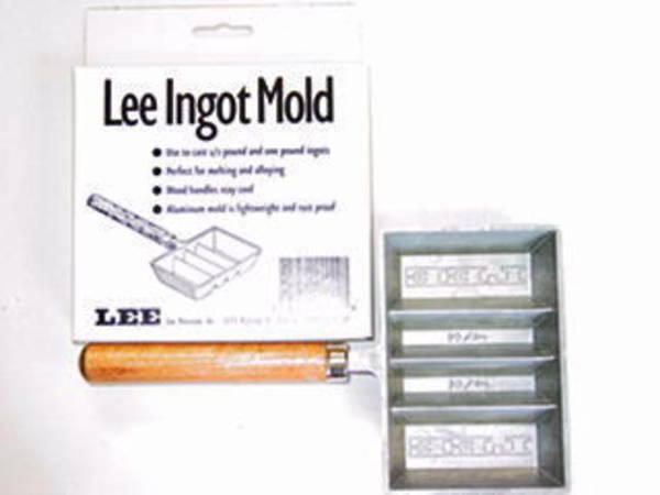 Lee Ingot Mould 90029 Bullet Casting Reloading