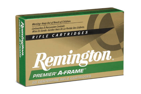 Remington Premiere A Frame Core 7mm Remington Magnum 200gr 20 Rounds